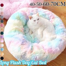 gradientcolor, catwarmbed, puppy, Winter
