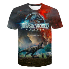 Funny, Fashion, Shirt, jurassic