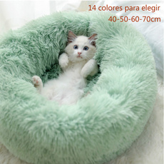 puppy, Winter, Cat Bed, Pets