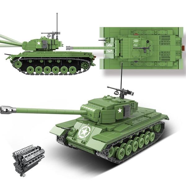 Heavy, Toy, Tank, ww2