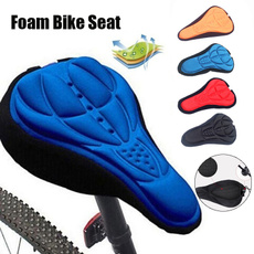 cushioncyclingsaddle, Bicycle, Sports & Outdoors, foamseat