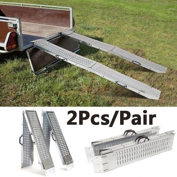 Steel, trailerramp, truckloadingramp, Home Decor