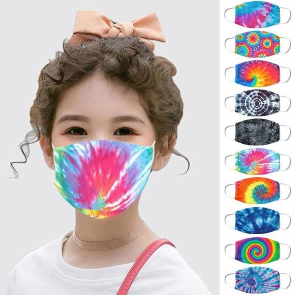 kids, Cotton, mouthmask, Colorful
