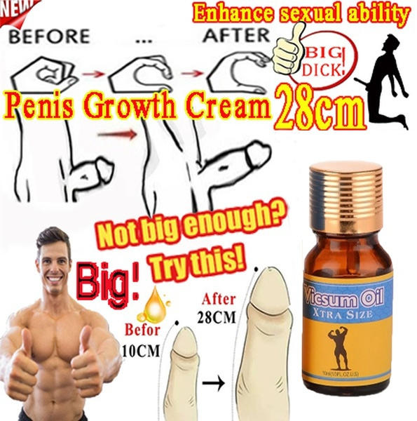 dickgrowth, Men, Men's Fashion, dickoil