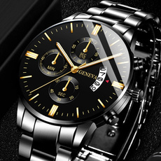 Fashion, Watch, Stainless Steel, wristwatch