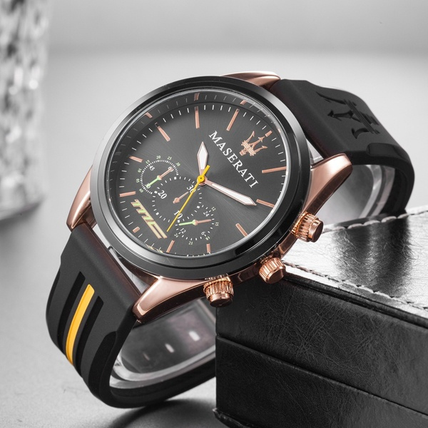 watchformen, Men, maserati, classic watch