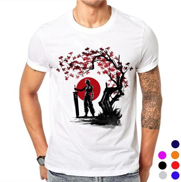 Shirt, final fantasy, mens tops, Cover