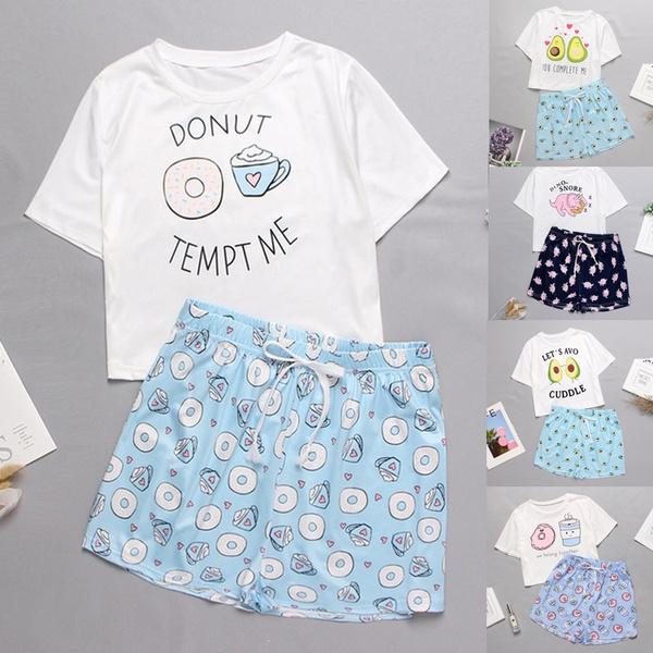 Summer, Plus Size, summerpajama, Sweets
