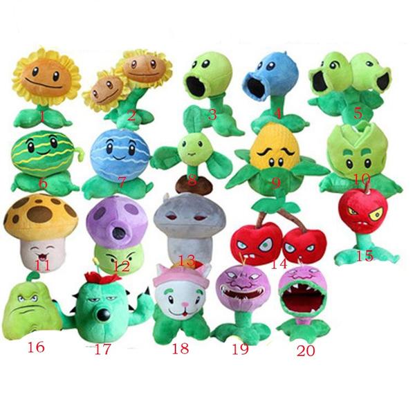 Plush Toys, Toy, Horror, pvzplantsplushstuffedtoy