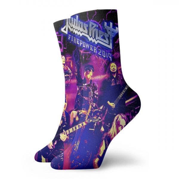 Cotton Socks, judaspriestsock, anklesock, shallowtopsock