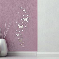 butterfly, Home & Kitchen, Fashion, Wall Art