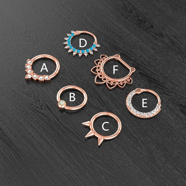 Heart, Turquoise, DIAMOND, body Piercing