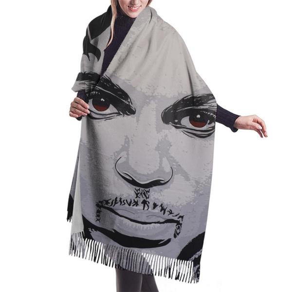 Fashion Accessory, women scarf, Prince, dualuse