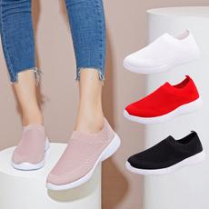 fashionableshoesforyounggirl, Sneakers, Womens Shoes, breathablewomeshshoe