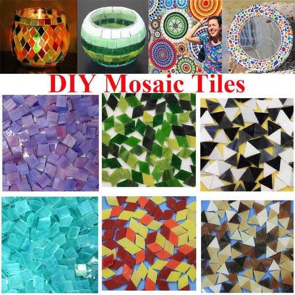 diymosaictile, art, Glass, diymosaickit