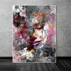 canvas paintig, canvasprint, art, Home Decor