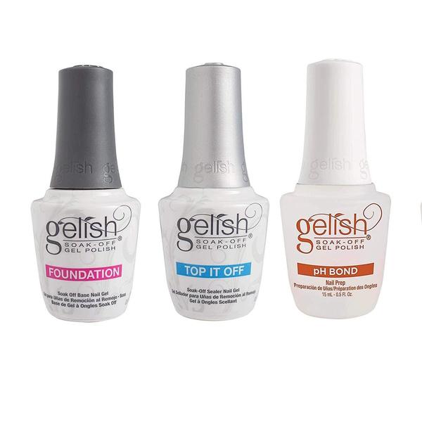 gelpolish, baseandtopcolorcombo, harmonygelish, gelish
