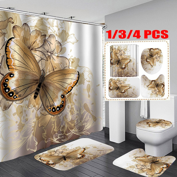 butterflyprint, butterfly, Decor, Flowers