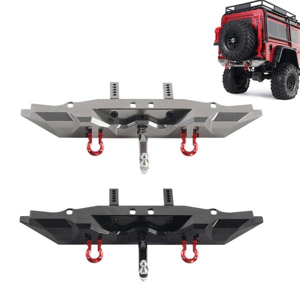 trailerhitch, Aluminum, trx4, rearbumper