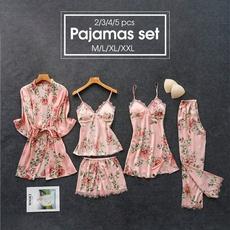 Ropa interior, sexylingerieset, Bathrobe, pajamassuit