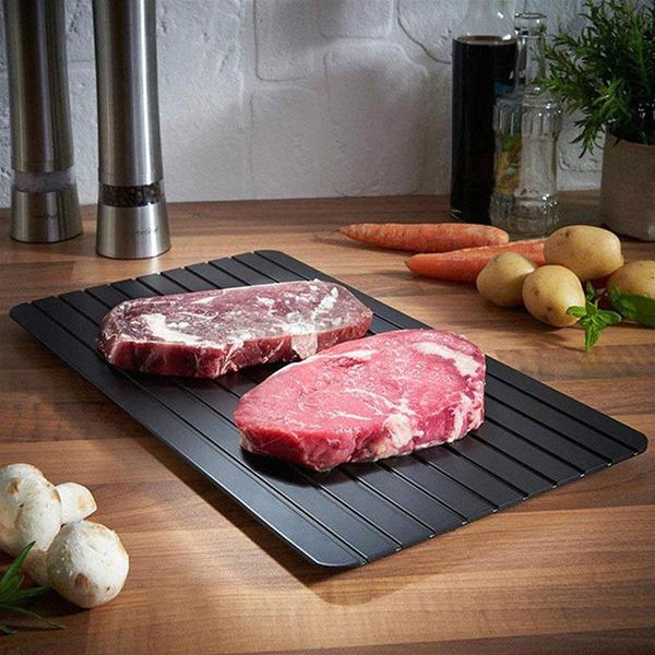 Plates, Kitchen & Dining, fastdefrosting, thawfood