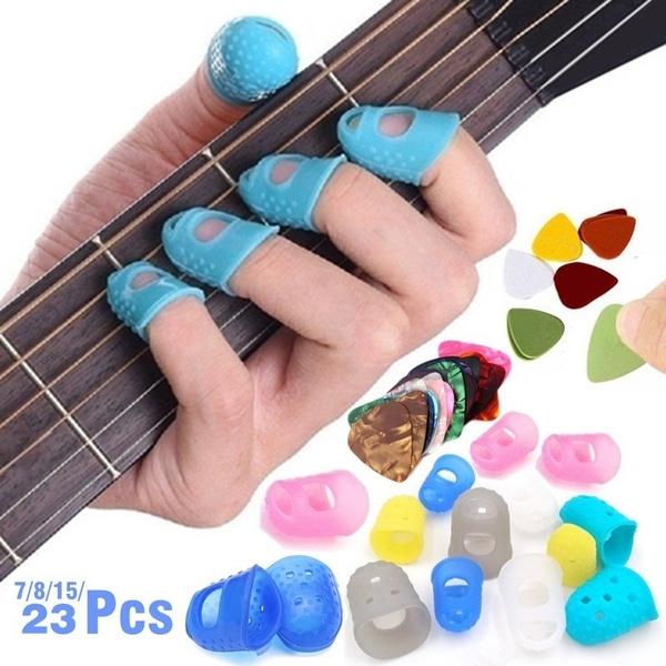 guitarfingertipprotector, guitarfingercover, guitarplectrum, guitarfingerpick