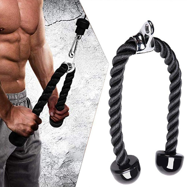 Machine, triceprope, Fitness, cableattachment