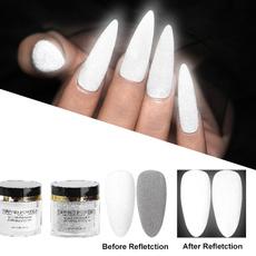 Nails, art, Shiny, Beauty