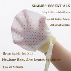 Summer, newbornantiscratchglove, babykratzfestehandschuhe, Gifts