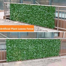 fencedecoration, artificialplant, Garden, plantfence