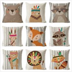 Home Decor, Cover, Pillowcases, Bears