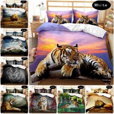 kingbed, Lion, kingsize, Home textile
