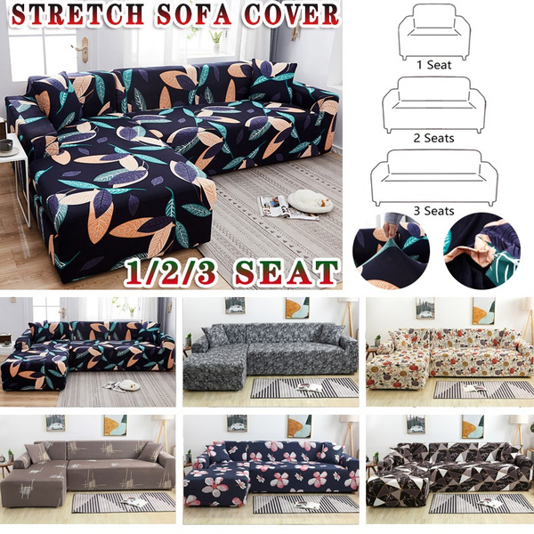 Cotton, sofacover3seater, Spandex, dustproofcover