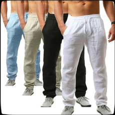 Summer, trousers, Cotton, holidaytrouser