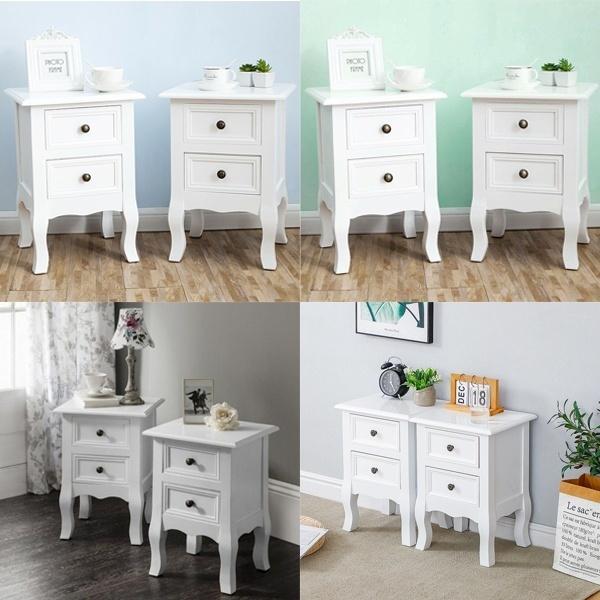 sidetable, drawer, Classics, bedsidestorage