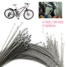 Steel, bikemtb, bikeinnerwire, Bicycle