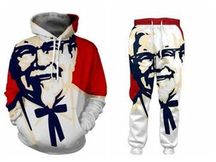 3d sweatshirt men, Funny, Fashion, mentracksuit