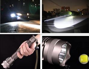 Flashlight, Outdoor, led, creexmll2flashlight