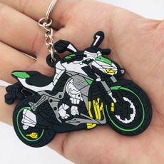 Motorcycle, Key Chain, Chain, keychainkeyring