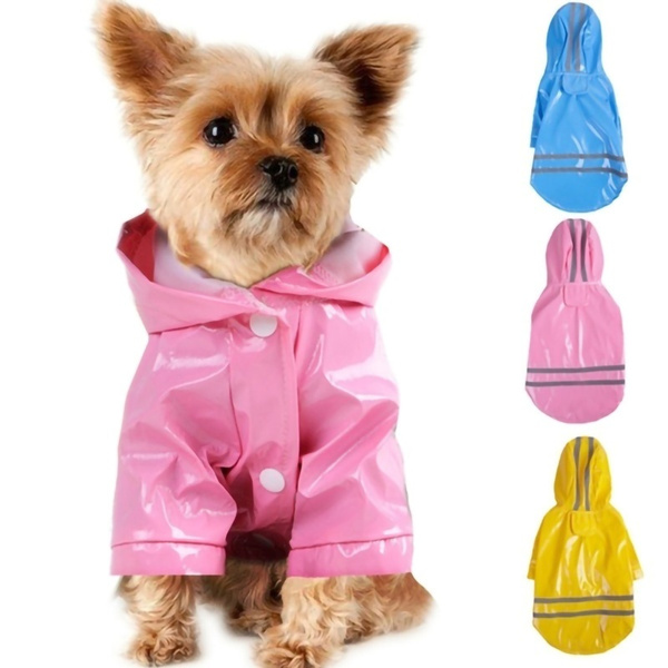 hooded, hoodeddograincoat, raincoatfordog, Coat