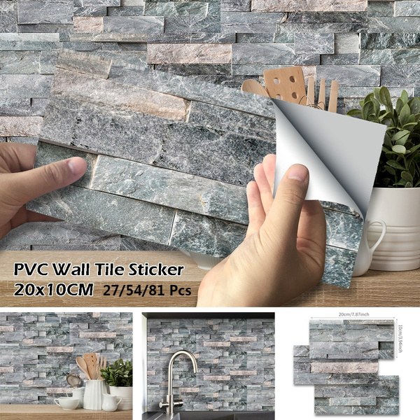 PVC wall stickers, environmental protection, Pvc, Waterproof