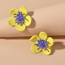 candycolorearring, simpleearring, Stud Earring, Food