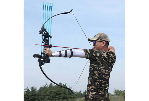 Hot Professional 30-50lbs Straight Powerful Archery Recurve Outdoor Hunting Bow