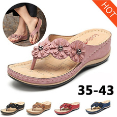 Sandals & Flip Flops, Flip Flops, Plus Size, Ladies Fashion