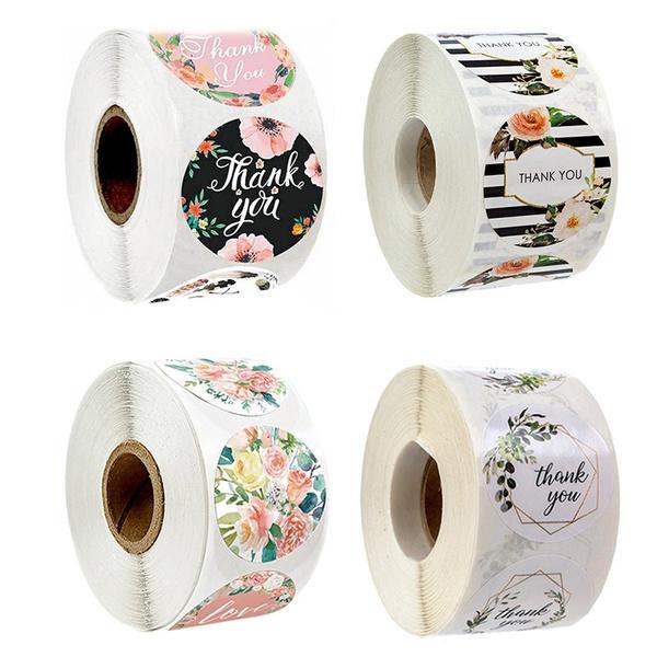 Flowers, packagelabel, labelsticker, Stickers