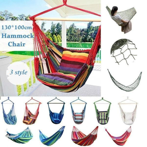 hangingchair, Garden, hammocksswing, Pillows