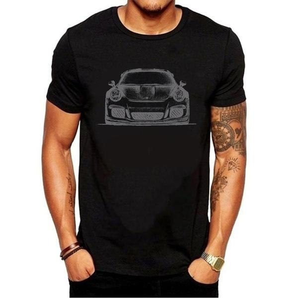 sportscar, Mens T Shirt, Sport, Cotton
