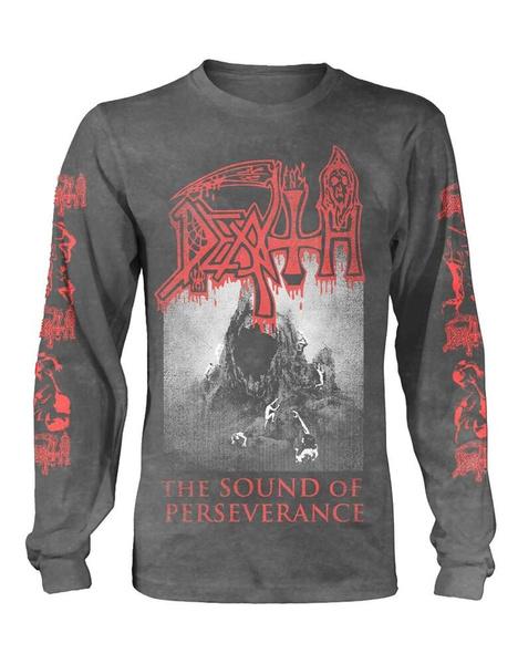 sound, perseverance, death, Shirt