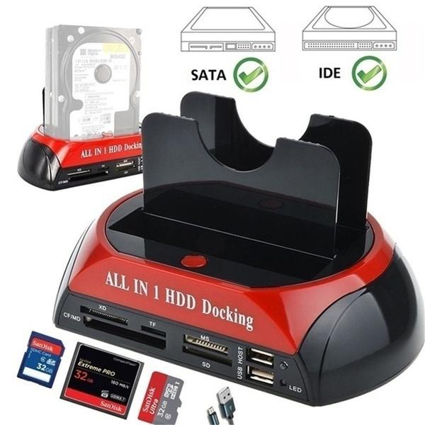 Laptop Accessories, harddriveenclosure, usb30hddharddrivediskdock, hdddockingstationcardreader