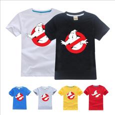 cute, Shorts, ghostbuster, cartoonchildrentshirt